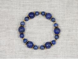 Браслет из синего лазурита от Nur